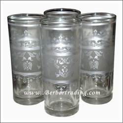 Classic Moroccan Tall Glasses