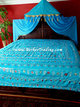 Sultana Turquoise Bedspread