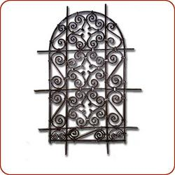 Deco Filigree Window