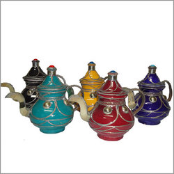 Moroccan Morgan Ceramic Tea pot