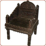 Mogul Carved Chair
