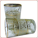 Classic Moroccan Tea Glasses