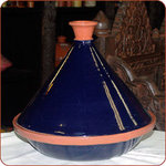 Tishka Blue Tagine
