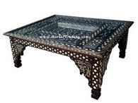 Tangier Moroccan table