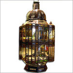 Oversized Marrakesh Moroccan Lantern