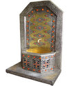 Moroccan Brass Fountain