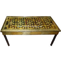 Andalus Moroccan table